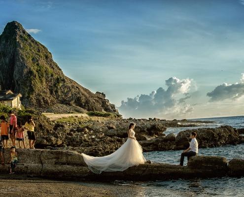 自助婚紗 蘭嶼
