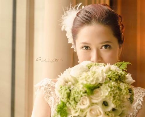 婚攝,台北遠企香格里拉飯店,Fala Makeup,Alicia & Lace愛儷莎和蕾絲法式手工婚紗,相信印象 CHAD+ LENs,呆爸