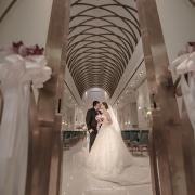 婚攝,台北文華東方酒店,Manda hu,Alisha&Lace愛儷莎和蕾絲法式手工婚紗,Lifeboat Film Studio,Benson,蘇棋,Snoopy,小猴,冰淇